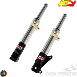 NCY Front End Silver Kit (Ruckus, Zoomer)