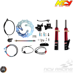 NCY Front End Red Kit (Ruckus, Zoomer)