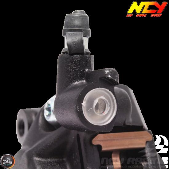 NCY Brake Caliper 2-Piston Forged Gray (Buddy, JOG, Zuma 50)