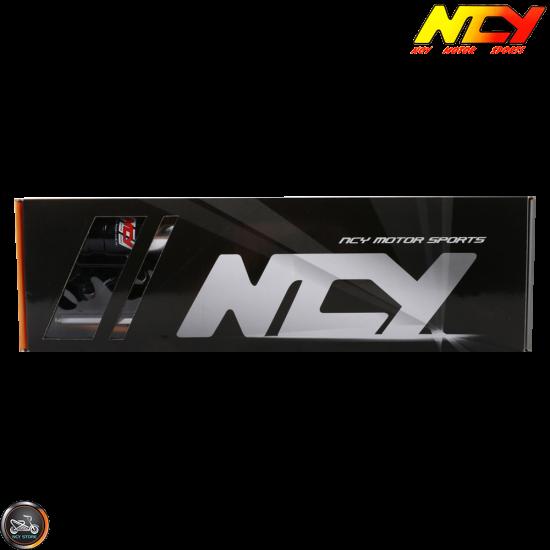 NCY Front Fork Black Set (Genuine Buddy, RoughHouse 50)