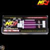 NCY Front Fork Purple Set Disc Type (DIO, Ruckus)
