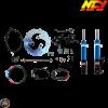 NCY Front End Blue Kit (Ruckus, Zoomer)