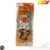 NCY Engine Gasket 58.5mm Set (GY6)