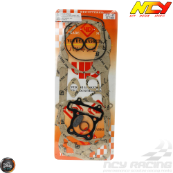 NCY Engine Gasket 62mm Set (GY6)