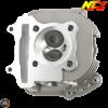 NCY Cylinder Head 61mm 171cc 2V 27.5/23.5 Fit 54mm (GY6)