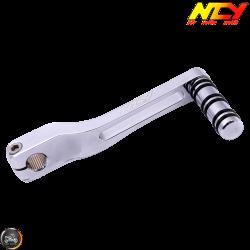 NCY Kick Start Lever Silver (QMB, GET, Vino 50)