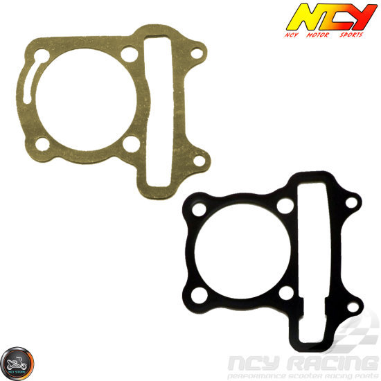 NCY Cylinder Gasket 52mm Set (139QMB)