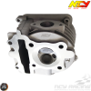 NCY Cylinder Head 52mm 88cc 2V 21.5/19 (139QMB)