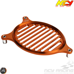 NCY Fan Cover Aluminum Orange (Honda PCX)