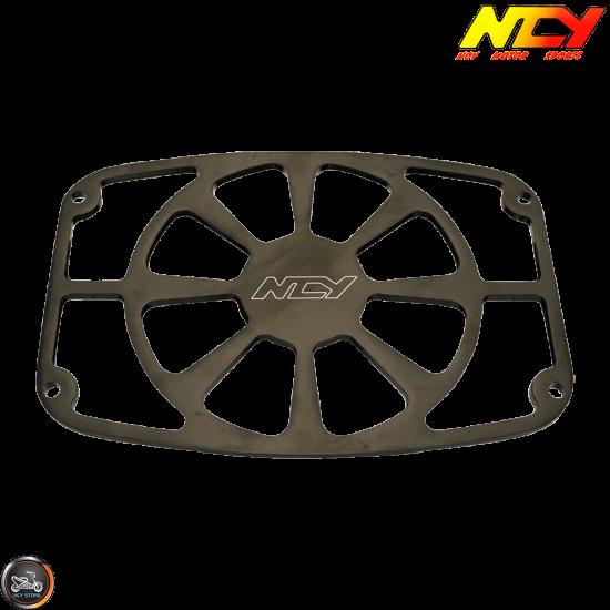 NCY Radiator Cover Black Bronze (Metro, Ruckus GET)