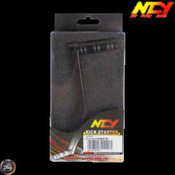 NCY Kick Start Lever Black (QMB, GET, Vino 50)