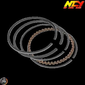 NCY Piston Rings 61mm 1.0/1.0/2.0 Set (GY6)