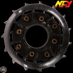 NCY Stator Fan Turbo Black (QMB, GY6, Universal)
