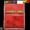 NCY Drive Face 117.5mm CNC-Machined Alumin (Vino, Zuma 125)