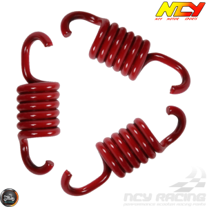 NCY Clutch Spring 2000 RPM Set (Vino, Zuma 125)