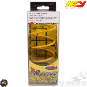 NCY Compression Spring 1500 RPM (GY6)