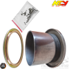 NCY Secondary Bearing Spring Seat Funnel (GY6, PCX)