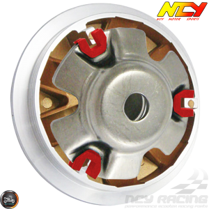 NCY Variator 115mm Coated Gold Set (GY6)