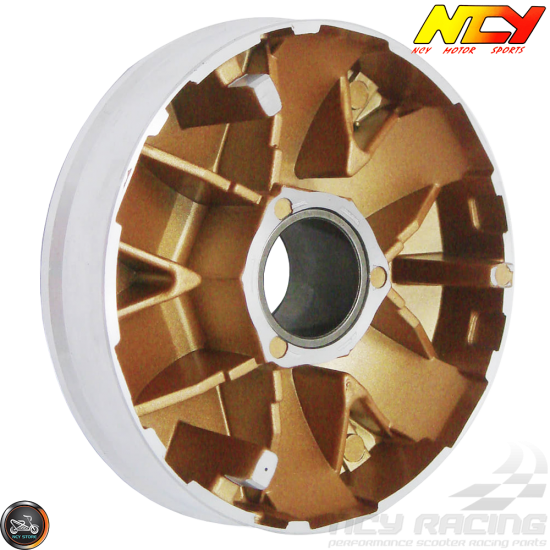 NCY Variator 89mm Coated Gold (DIO, QMB)