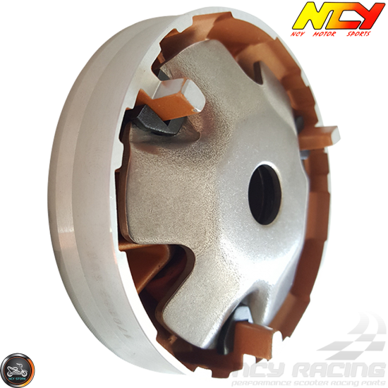 NCY Variator 89mm Coated Gold Set (DIO, QMB)