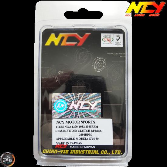 NCY Clutch Spring 2000 RPM Set (DIO, GET, QMB)