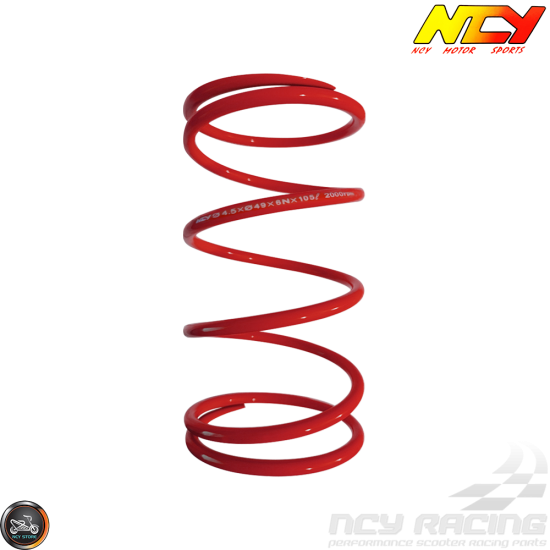 NCY Compression Spring 2000 RPM (DIO, GET, QMB)