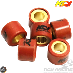 NCY Variator Roller Weight Set 20x12 (Vino, Zuma 125)