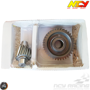 NCY Gear Set 16*38 (GY6)