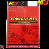 NCY Drive Face 94mm CNC-Machined Alumin (Aprilia, JOG, Zuma 50)