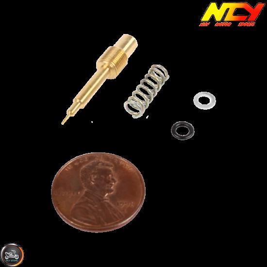 NCY CVK Air Fuel Screw (QMB, GY6, Universal)