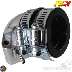 NCY Intake Manifold 28mm Non-EGR Polished (139QMB, GY6)