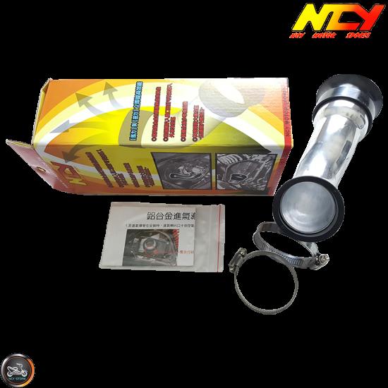 NCY Cold Air Intake Tube (QMB, GY6, Universal)