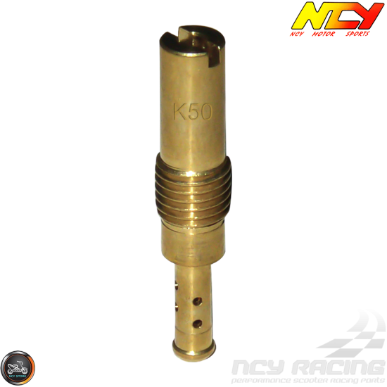 NCY Idle Jet 50 (139QMB, GY6, Universal)