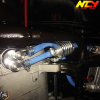 NCY Oil Cooler 19mm Kit (BWS, Zuma 125)