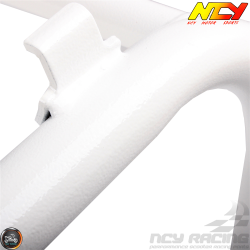 NCY Seat Frame Lowered Hammer White (Honda Ruckus)