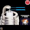 NGK Spark Plug Iridium (CR9EHIX-9)