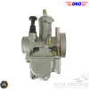 OKO Carburetor PWK w/Power Jet (DIO, QMB)
