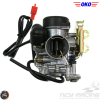 OKO Carburetor CVK 30mm (GY6)