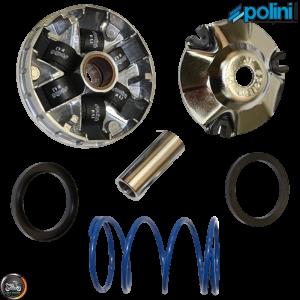 Polini Variator w/Comp Spring Kit (Aprilia, Vespa 50)