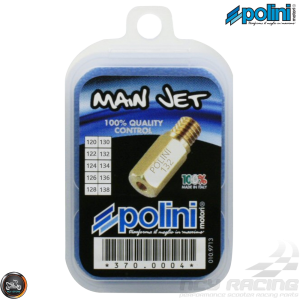 Polini PWK Main Jet 120-138 10-Pcs Kit