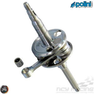 Polini Crankshaft 39.2mm Horizontal (JOG, Vino, Zuma 50)