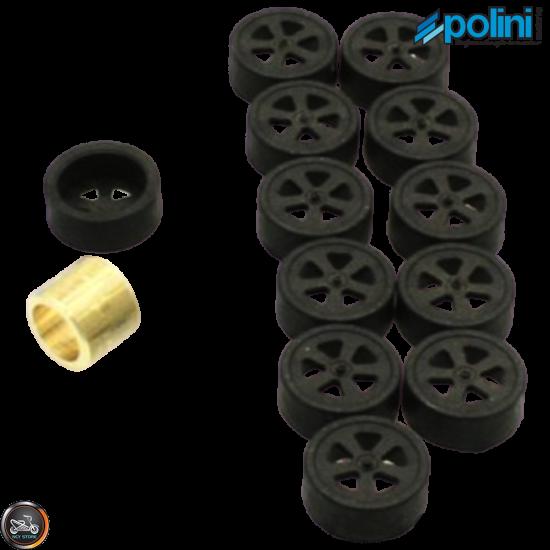 Polini Variator Roller Weight Tuning Kit 15x12 (Aprilia, JOG, Zuma 50)