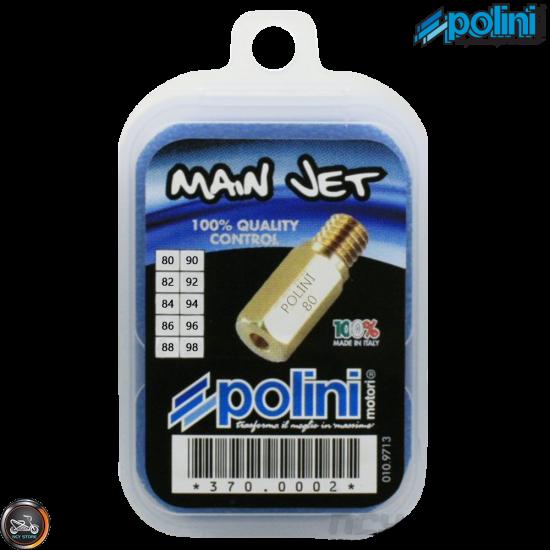 Polini PWK Main Jet 80-98 10-Pcs Kit