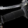 Prima Throttle Grip 7/8in Black Set (GY6, Ruckus, Universal)