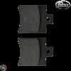 Prima Brake Pad 2-Piston Set (Buddy, JOG, Zuma 50)