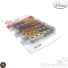 Prima Variator Roller Weight Tuning Kit 16x13 (DIO, GET, QMB)