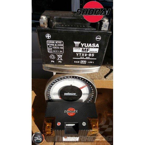 Shorai Lithium Battery 12V 14Ah (LFX14A4-BS12)