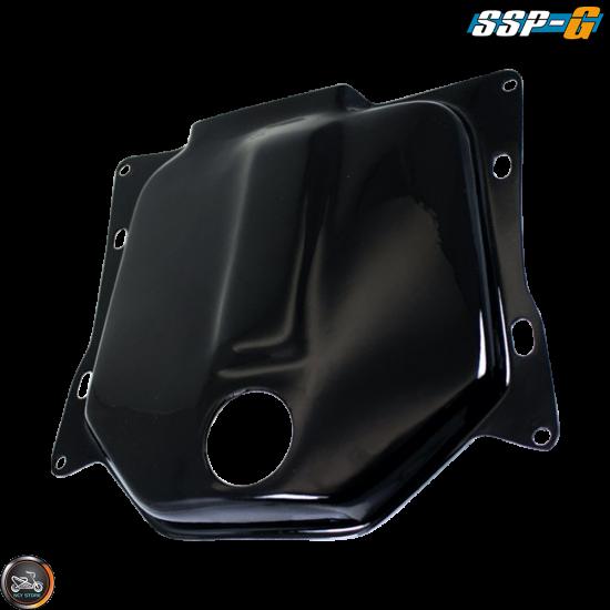 SSP-G Gas Tank Cover Black (Honda Ruckus)
