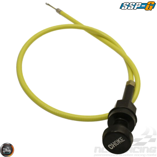 SSP-G PWK Choke Lever Cable 24in