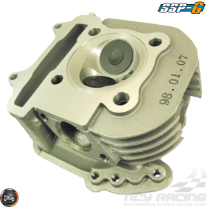 SSP-G Cylinder Head 61mm 171cc 2V 27.75/23 Fit 54mm (GY6)